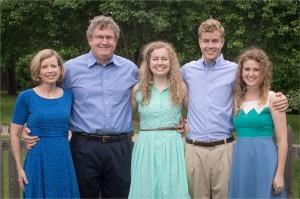 Dan Weeden and Family